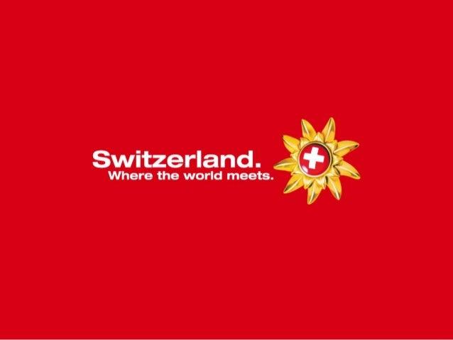Case Study: AdventureTravel Summit 2012.Lucerne, Switzerland.