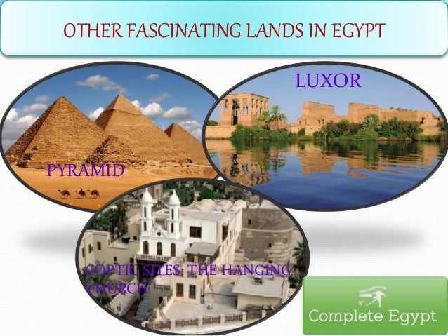 LUXOR COPTIC SITES: THE HANGING CHURCH PYRAMID OTHER FASCINATING LANDS IN EGYPT
