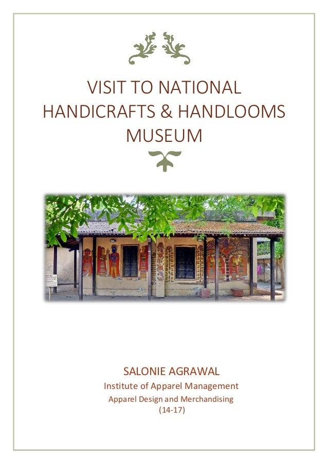 Visit To Craft Museum