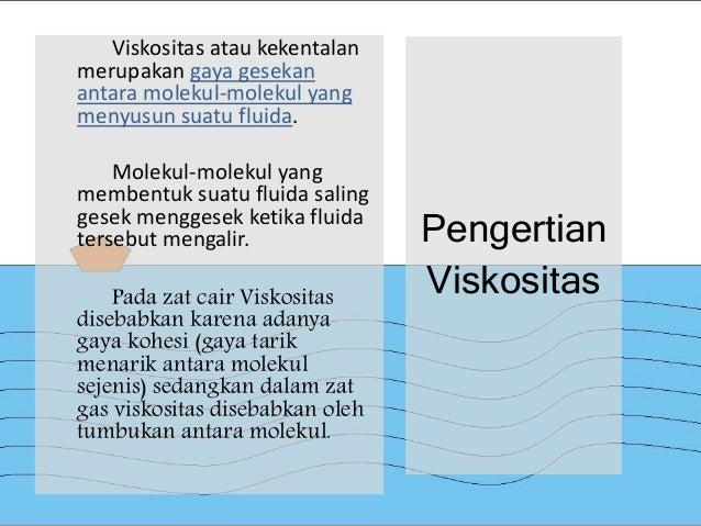 Contoh Abstrak Viskositas Zat Cair Healthy Body Free Mind