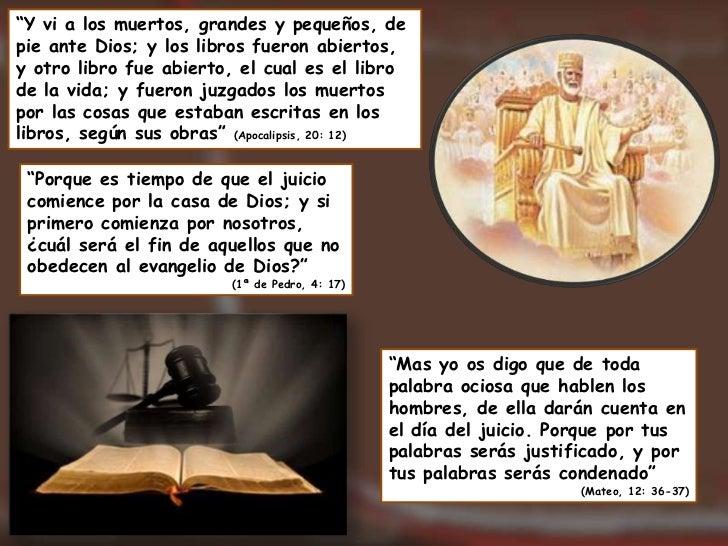 Leccion 4 El Dios de Gracia y Juicio