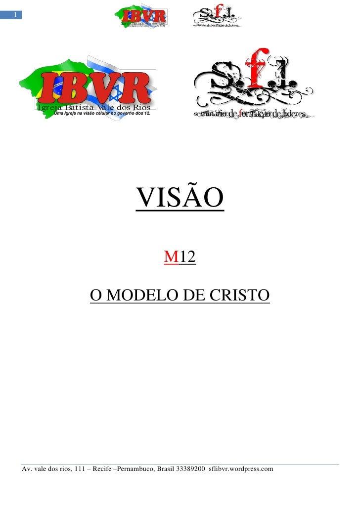 1                                         VISÃO                                                  M12                      ...