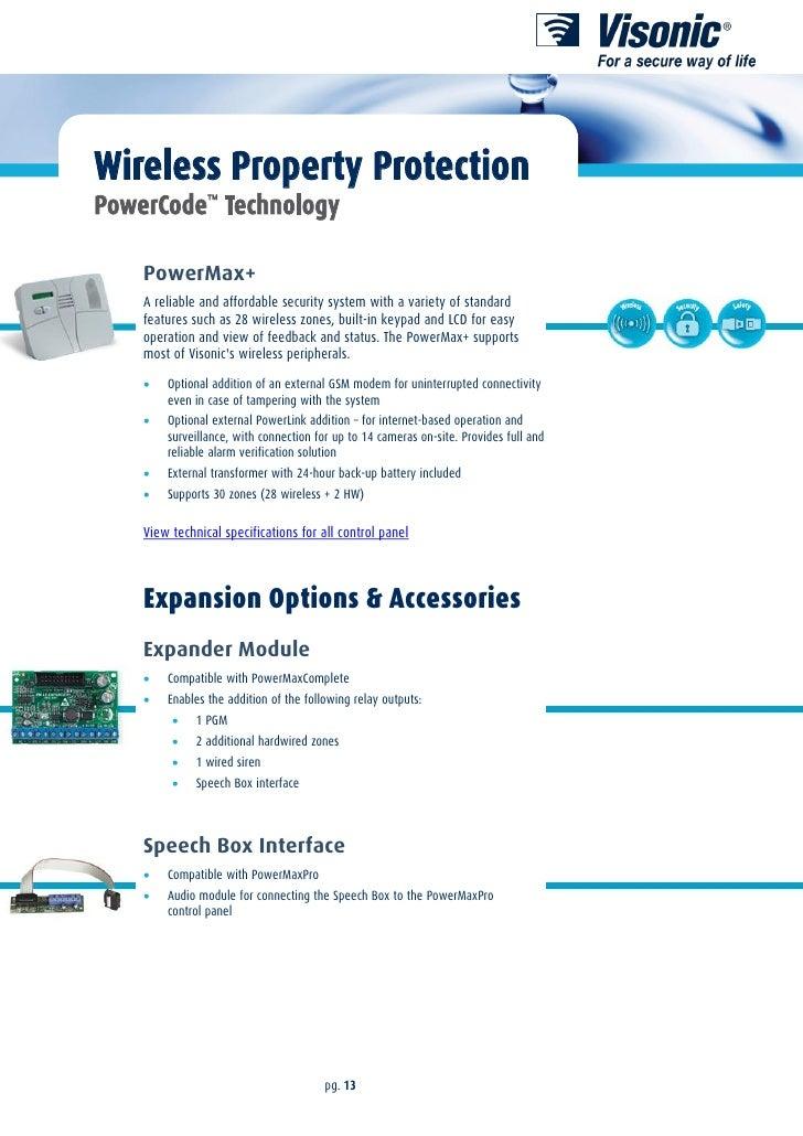 home security systems rh slideshare net Code 3 Siren Wiring-Diagram Whelen Siren Wiring-Diagram