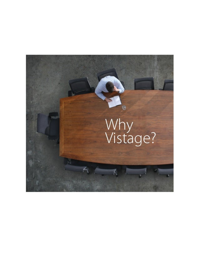 Why Vistage?