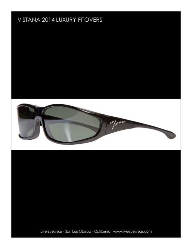 33941401bfe Vistana Fitover Sunglasses