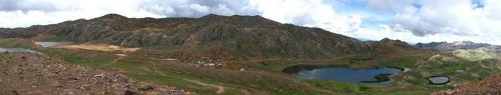 Vista panoramica mallku_quta
