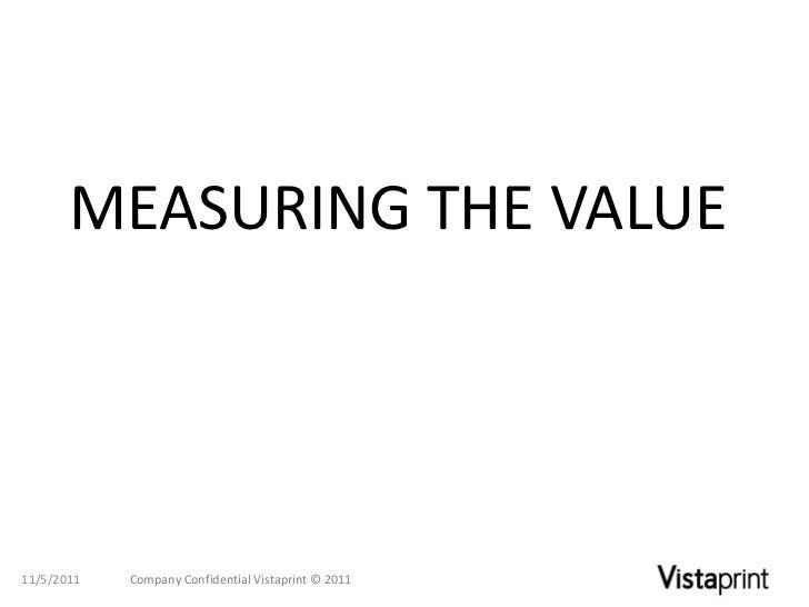 How Vistaprint Manages Customer Engagement