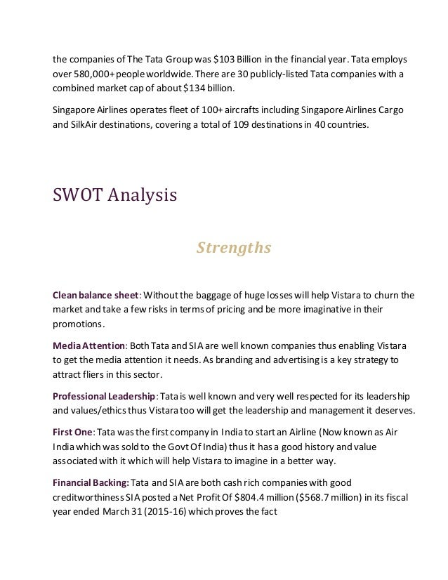 swot analysis of lot airlines Introduction easyjet airline company limited is an airline created in 1995 by the  british entrepreneur  deal with the swot analysis and focus on easyjet's  external and internal situation  airplane suppliers have a lot of other customers.