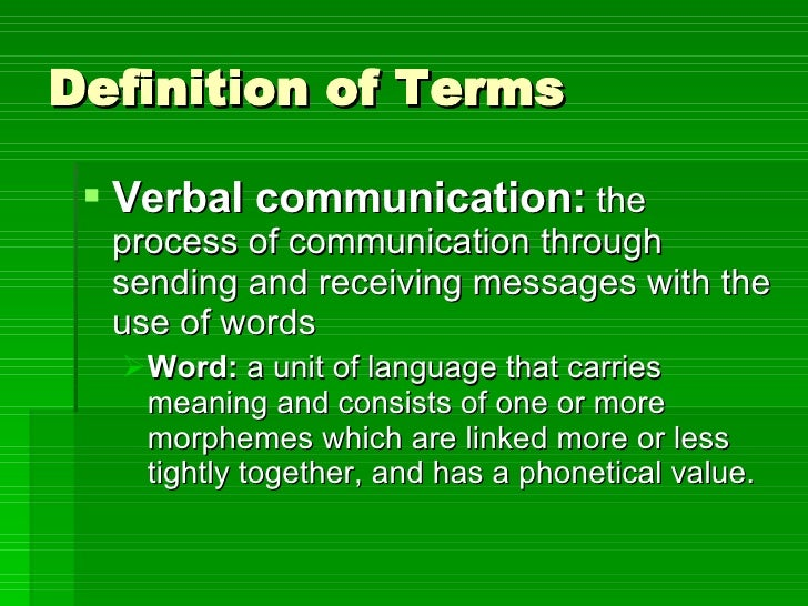 explanation and context review communication Any task or transaction that requires more than one person can only be successfully completed with communication in this lesson, you'll learn what.