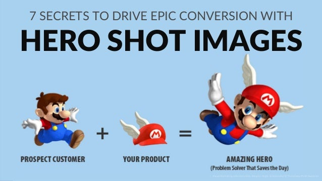 7 SECRETS TO DRIVE EPIC CONVERSION WITH HERO SHOT IMAGES ::  Visual Marketing with Hero Shot Images | Angie Schottmuller @...