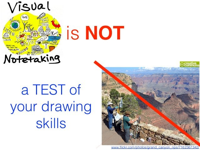 is NOT www.flickr.com/photos/grand_canyon_nps/7162367342/ a TEST of your drawing skills