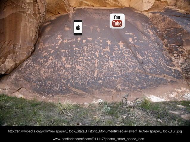 http://en.wikipedia.org/wiki/Newspaper_Rock_State_Historic_Monument#mediaviewer/File:Newspaper_Rock_Full.jpg www.iconfinder...
