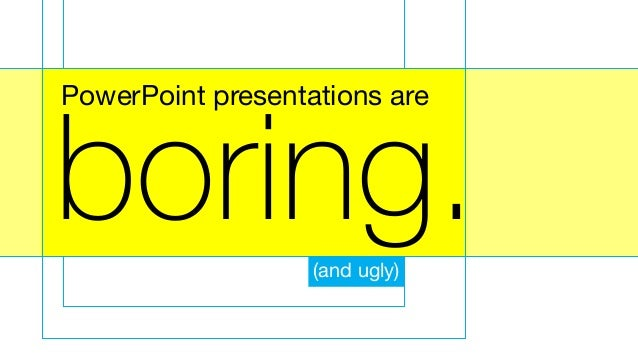 17 Ways to Design a Presentation People Want to View Slide 2