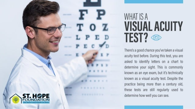 What is a Visual Acuity Test?