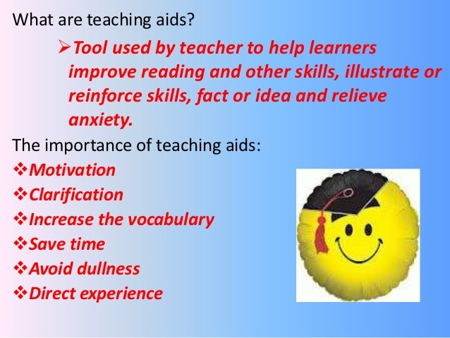 using visual aids in teaching english Hence an english teacher should know about the various audiovisual aids he can use successfully in teaching english importance of audio-visual aids in teaching of english english is a foreign language.