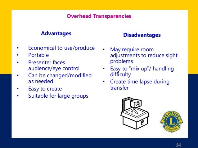 advantages and disadvantages of visual aids in a presentation Below i will go into detail about the pros and cons of this certain visual aid you would want to figure out if the students in your class find handouts helpful when listening to a presentation advantages and disadvantages of visual aids.