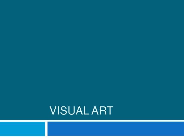 Elements Of Visual Arts : Elements of visual art