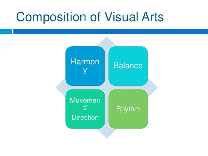 visual elements of art essay In the visual arts, composition is the placement or arrangement of visual elements or 'ingredients' in a work of art, as distinct from the subject.