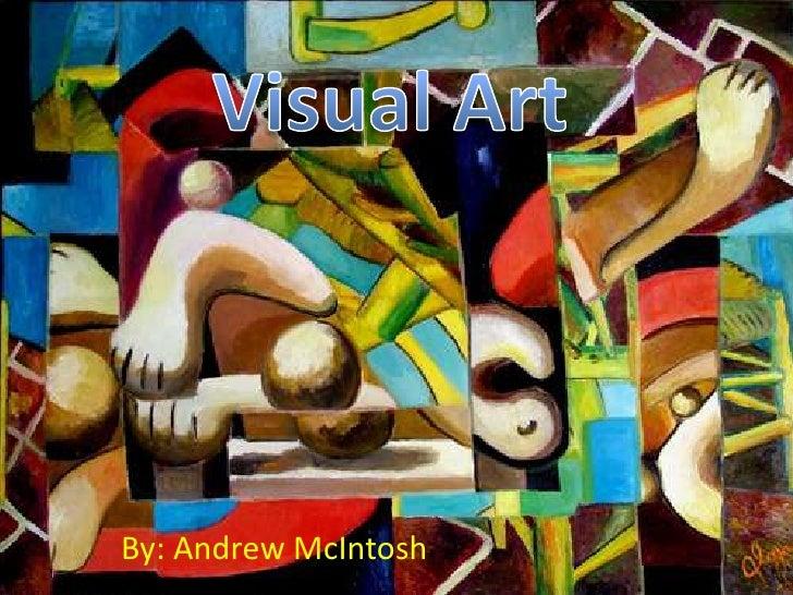 Visual art for Minimal art slideshare