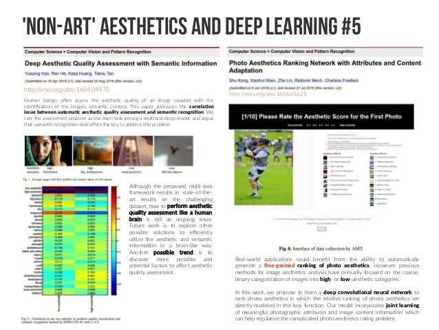 Artificial Intelligence for Visual Arts