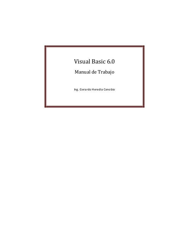 VisualBasic6.0                              ManualdeTrabajo                                            ...