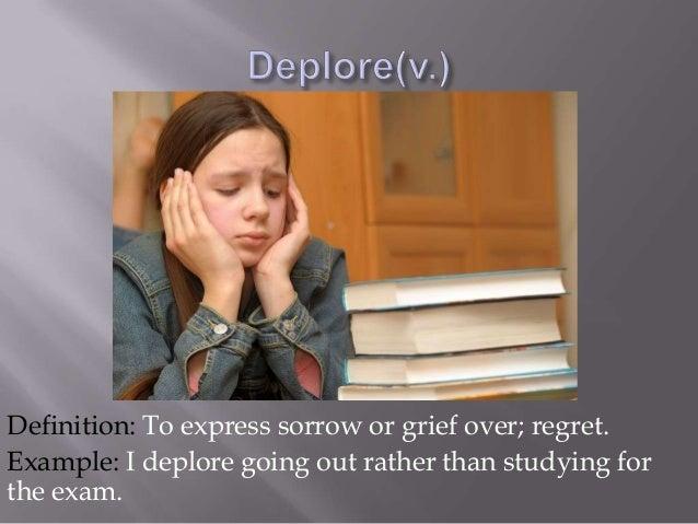 Definition: ...