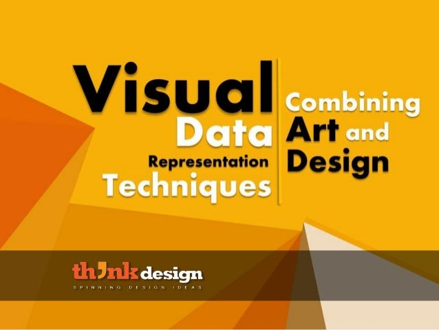 Visual Data Representation Techniques: Combining Art and Design