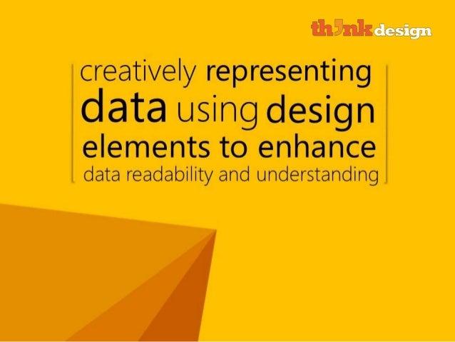 Visual Data Representation Techniques Combining Art and Design Slide 3