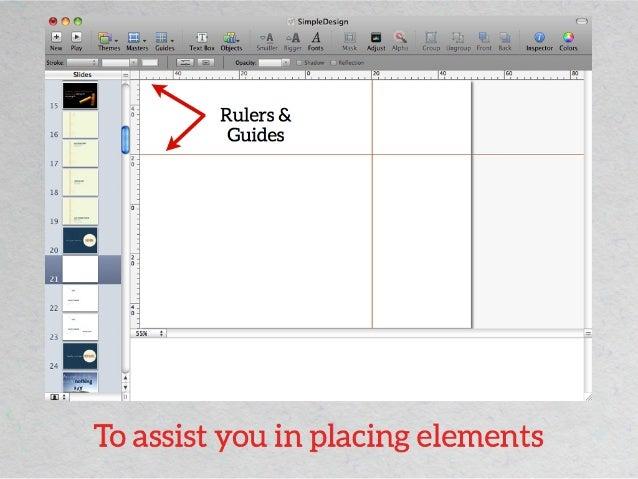 Visual Design Basics: The Building Blocks of a Great Slide Slide 3