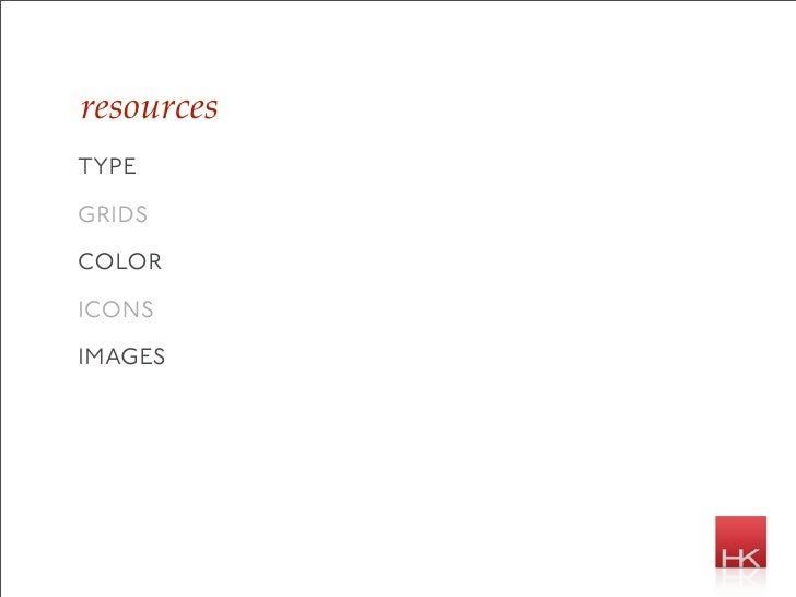 resources type grids color icons images