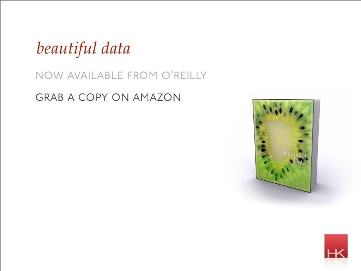 beautiful data now available from o'reilly grab a copy on amazon