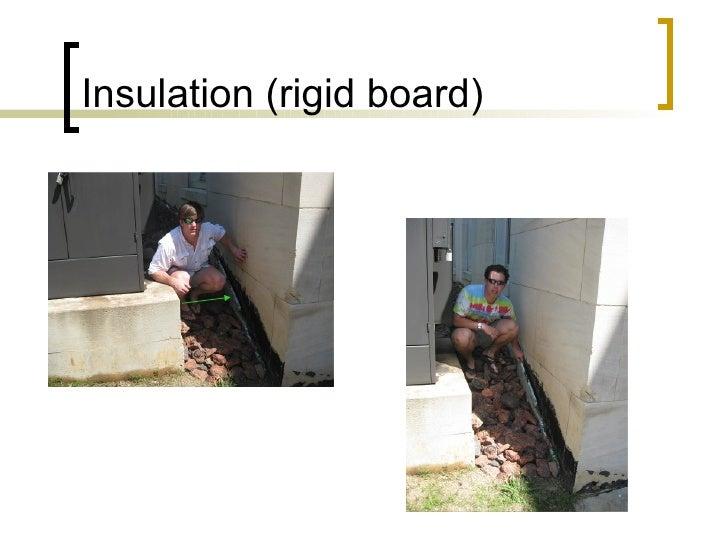 Insulation (rigid board)