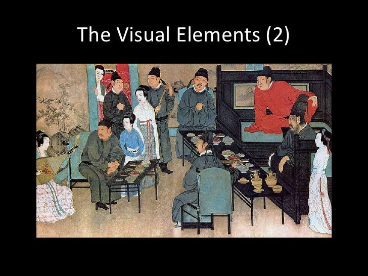 The Visual Elements (2)<br />