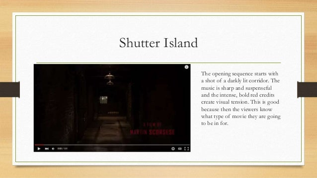 Visual Essay On Film In Subgenre Visual Essay On Film In Subgenre By Sam Warner