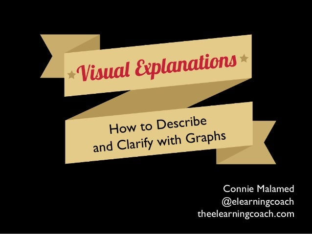 visual explanations with graphs