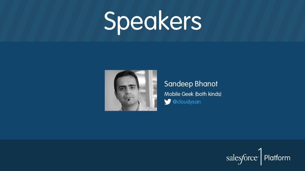Using Visualforce in Salesforce1
