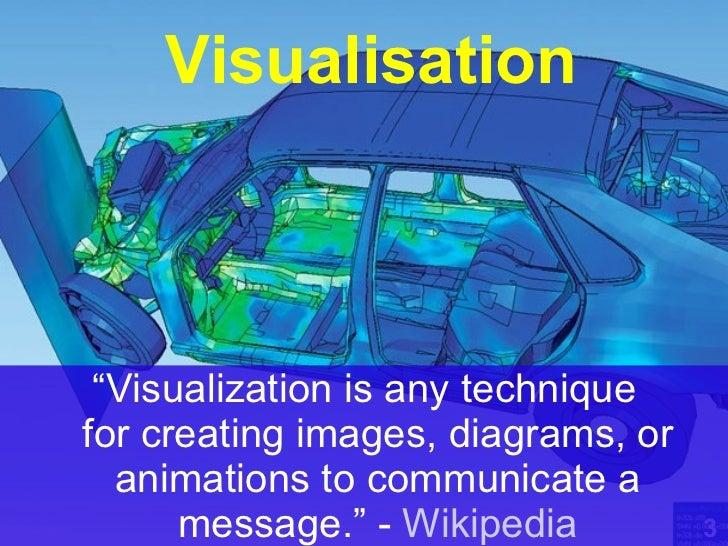 Visualiation of quantitative information Slide 3