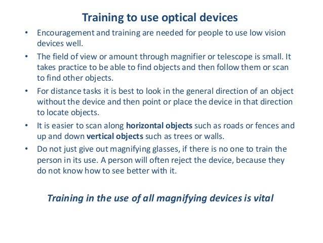 All About Magnifiers for AMD