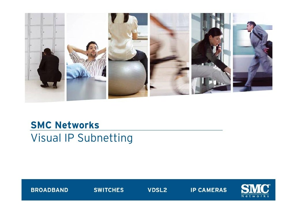SMC Networks Visual IP Subnetting
