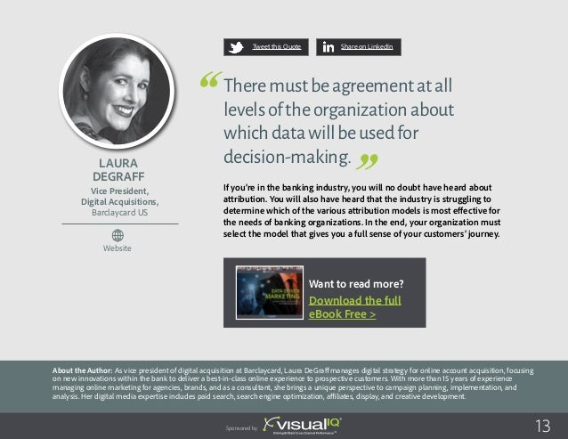 Jim Sterne About the Author: Jim Sterne is an international consultant who has focused on measuring the value of online ma...