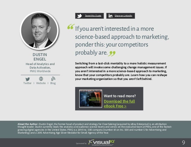Cesar A. Brea About the Author: Cesar Brea is the author of Marketing and Sales Analytics and founder and managing partner...