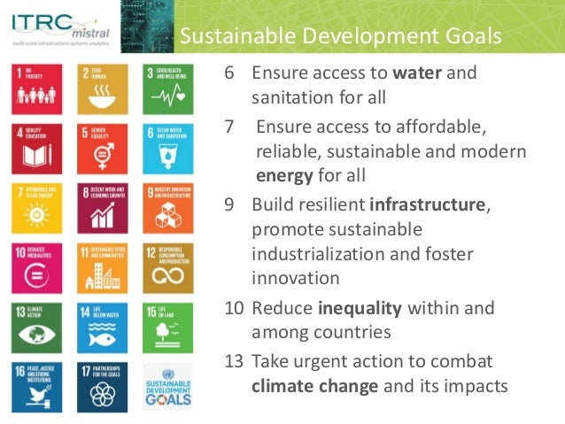 Visualising infrastructure options for sustainable development  Slide 3
