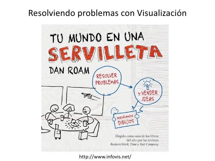 Resolviendo problemas con Visualización            http://www.infovis.net/