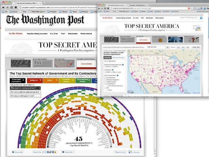 12. HTML5 will bring more interactivity to Visualizations<br / ...