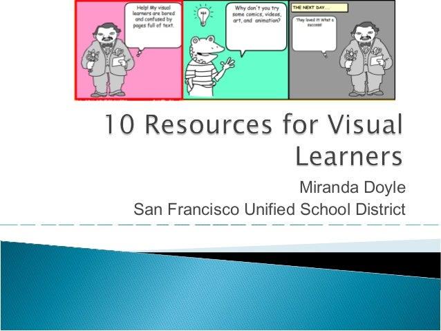 Miranda Doyle San Francisco Unified School District