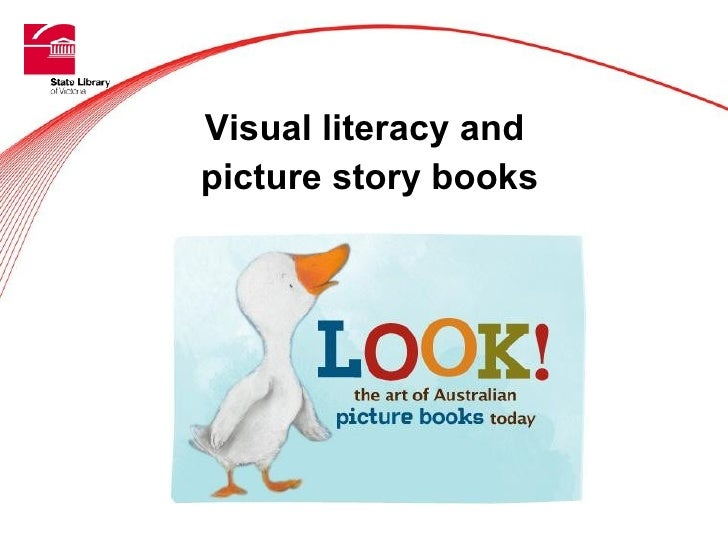 Visual literacy andpicture story books