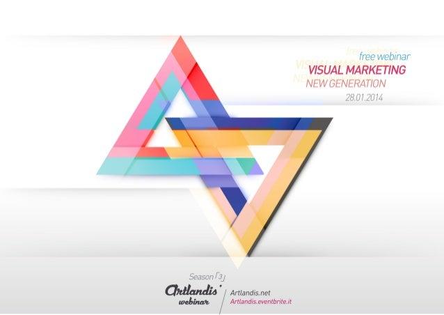 Visual Marketing New Generation (free webinar)