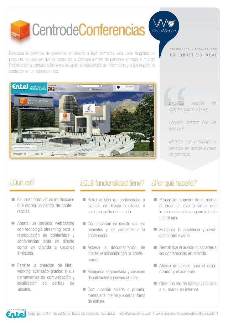 > Conference Room VisualMente® Events                                           VisualMente® Events                       ...