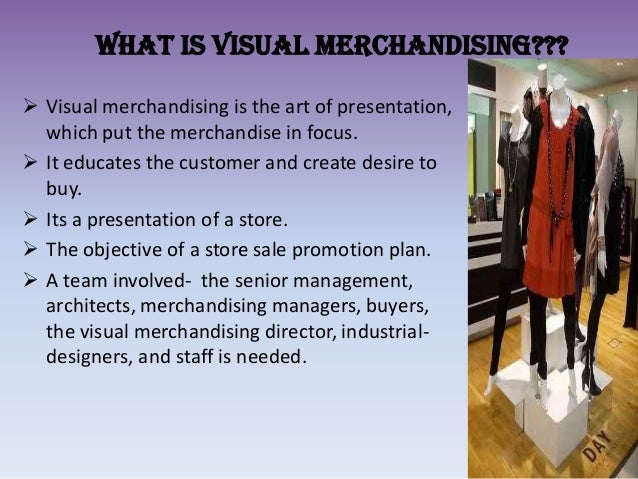 Visual Merchandising Fashion Store Layout