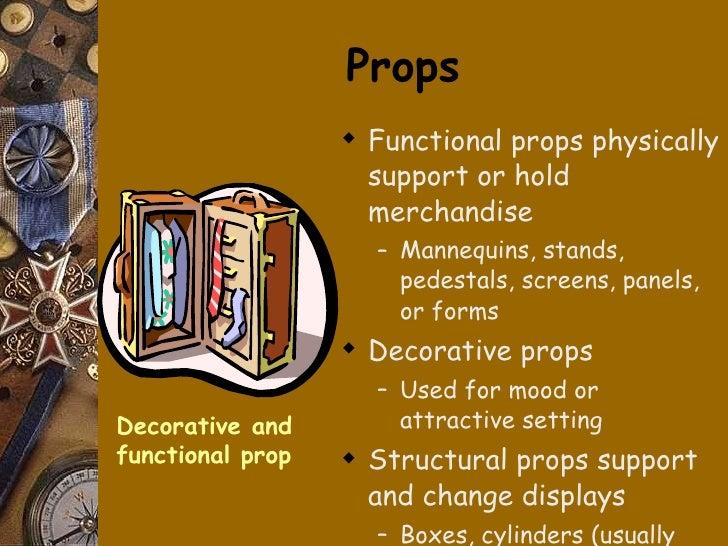 Visual Merchandising Powerpoint Educ
